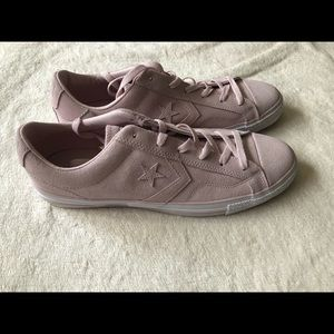 Suede Converse All Stars